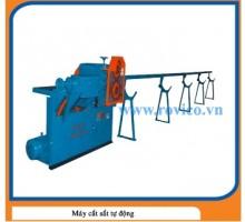 Máy duỗi sắt tự động