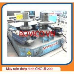 Máy Uốn Thép Hình CNC